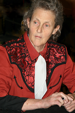 Dr. Temple Grandin, photographed by Jonathunder in Rochester, MN